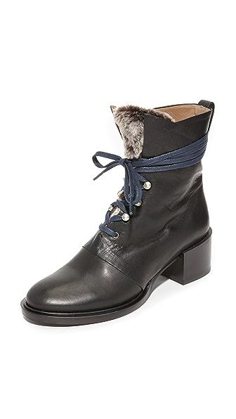 Coclico Shoes Mack 连毛羊皮靴子