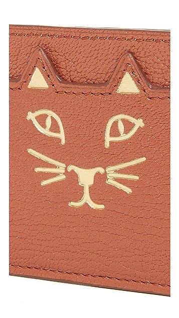 Charlotte Olympia Feline 卡片包