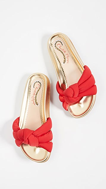 Charlotte Olympia Dylan 凉拖鞋