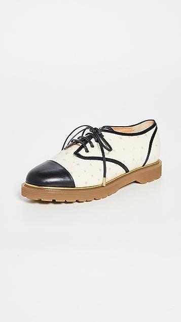 Charlotte Olympia 德比牛津鞋