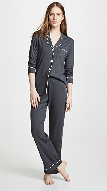 Cosabella Bella 长袖睡衣和睡裤套装