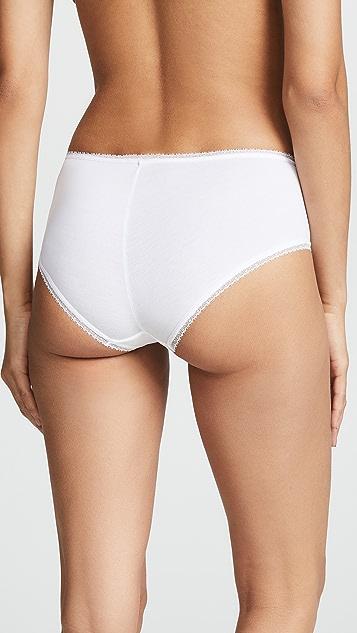 Cosabella 柔软棉质热裤