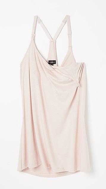 Cosabella Bella 孕妇装 3 件式睡衣套装
