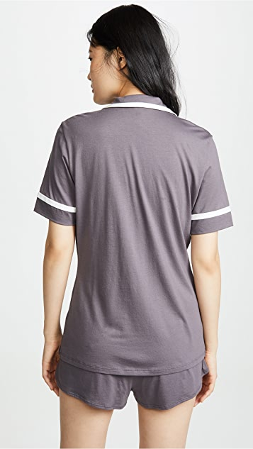 Cosabella Bella 平角短裤睡衣套装