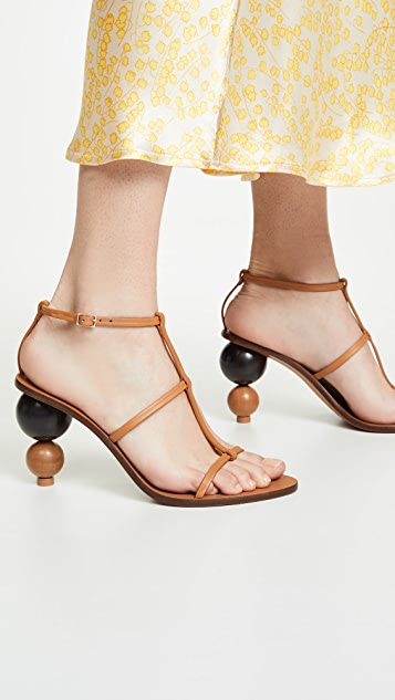 Cult Gaia Eden 高跟凉鞋