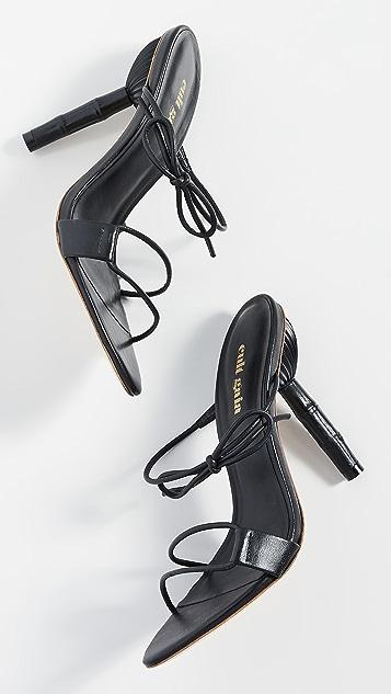 Cult Gaia Malia 高跟凉鞋