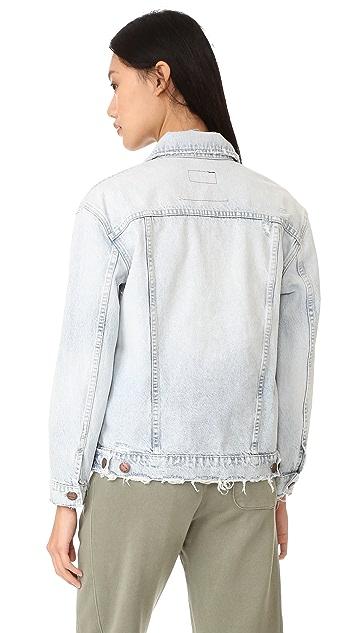 Current/Elliott 男孩风机车夹克