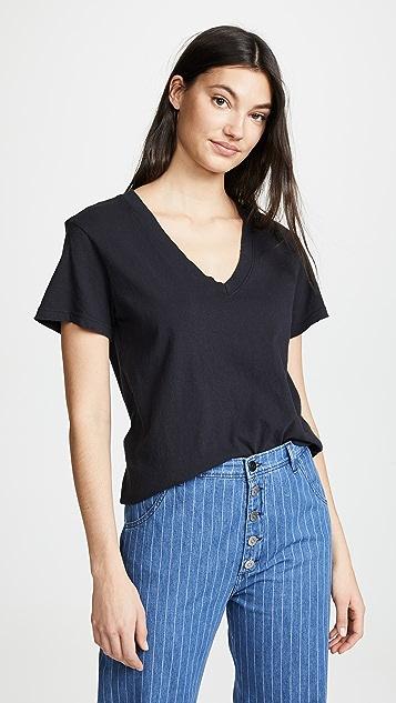 Current/Elliott Perfect Vee T 恤