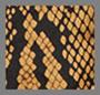 黄铜棕色蟒蛇纹