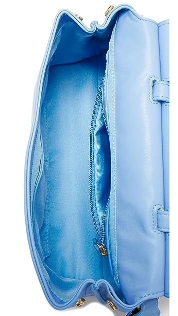 Cynthia Rowley Hudson 顶部提手设计迷你公文包
