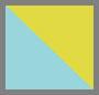 氧化银/透明色/湖水蓝/黄色