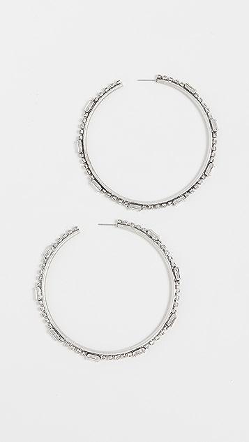 DANNIJO Romi 圈式耳环