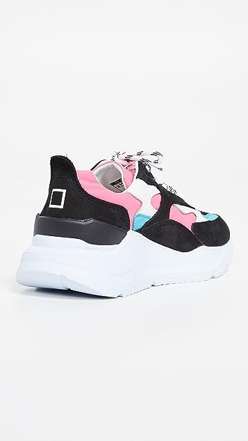D.A.T.E.  Fuga 运动鞋