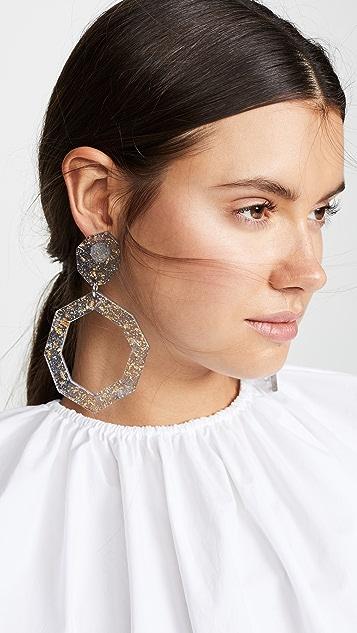 Diana Broussard Eurydice 耳环