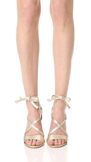Diane von Furstenberg Calabar 凉鞋