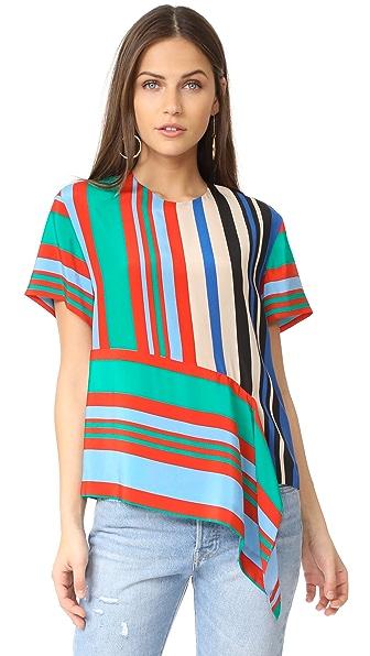 Diane von Furstenberg 短袖 T 恤