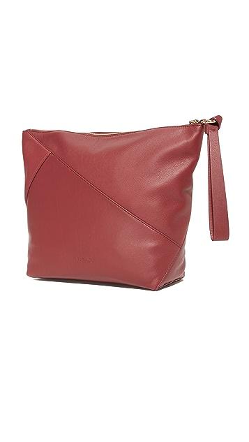 Diane von Furstenberg DVF 黛安 冯芙丝汀宝 Origami 腕带包
