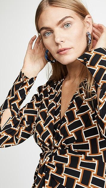 Diane von Furstenberg Maddi 连衣裙