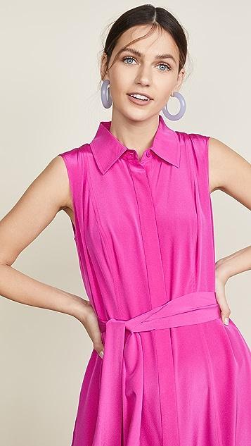 Diane von Furstenberg 半罩杯连衣裙