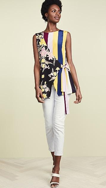 Diane von Furstenberg Sedona 女式衬衫