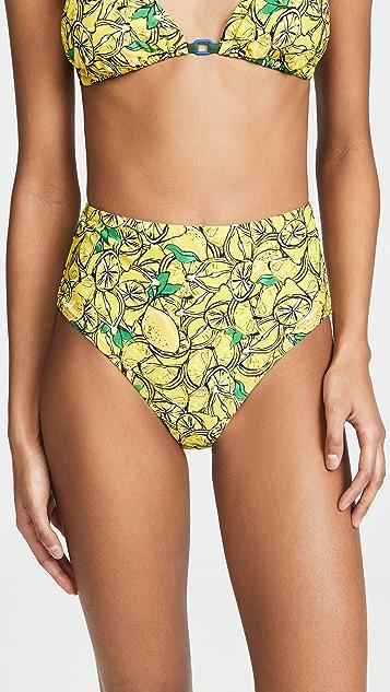 Diane von Furstenberg Kiana 比基尼泳裤