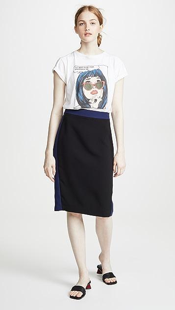 Diane von Furstenberg Esteem 半身裙