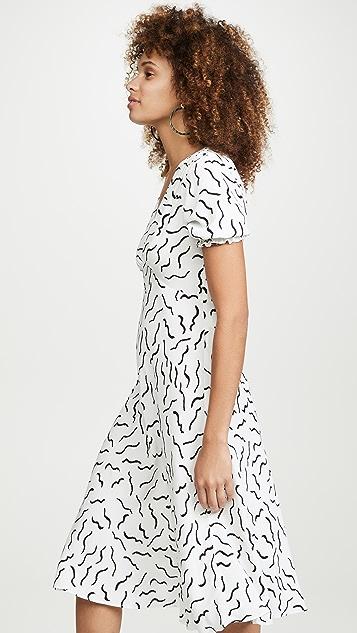 Diane von Furstenberg Jemma 连衣裙