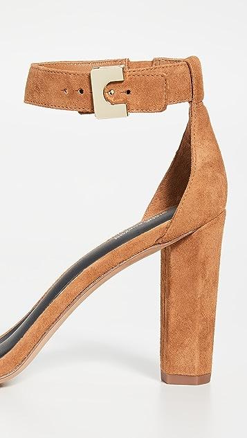 Diane von Furstenberg 链条 90mm 凉鞋