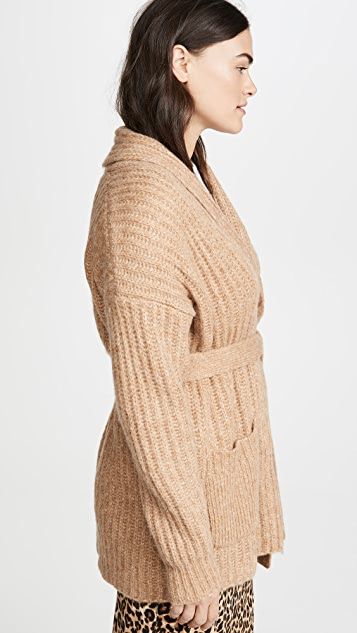 Diane von Furstenberg Ilaria 开襟衫
