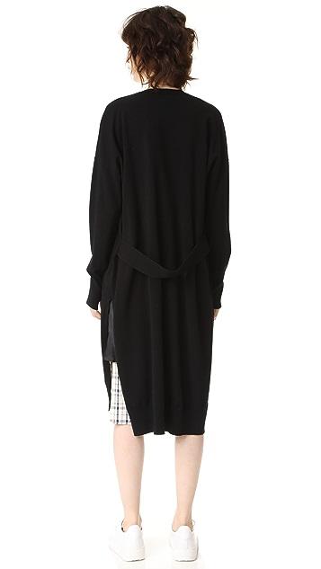 DKNY 长袖开襟衫