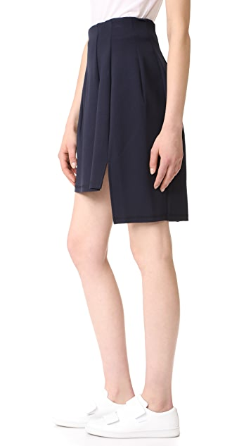 DKNY Runway 迷你裙