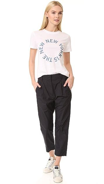 DKNY 休闲裤