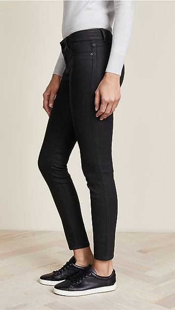 DL1961 Emma Power Legging 涂层牛仔裤