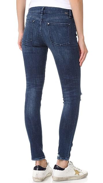 DL1961 Emma Power 贴腿牛仔裤