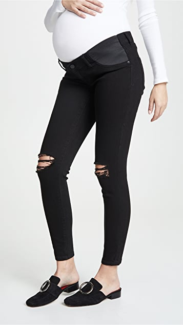 DL1961 孕妇装 Emma Power 贴腿牛仔裤