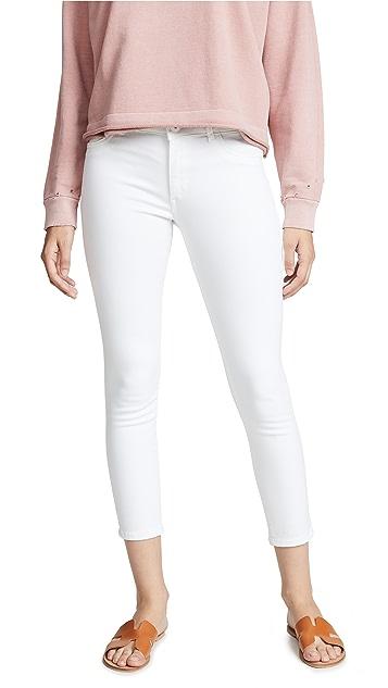 DL1961 Florence 九分紧身牛仔裤