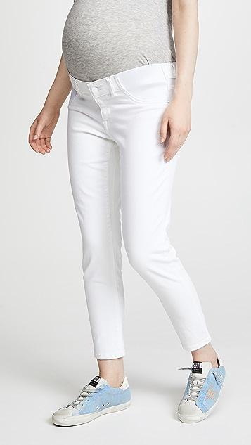DL1961 Florence 孕妇装九分牛仔裤