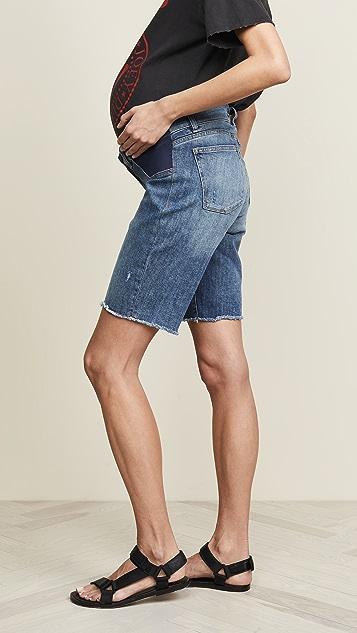 DL1961 Jerry Bermuda 孕妇装短裤