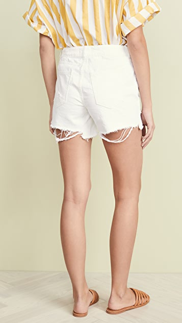 DL1961 Karlie 男孩风短裤