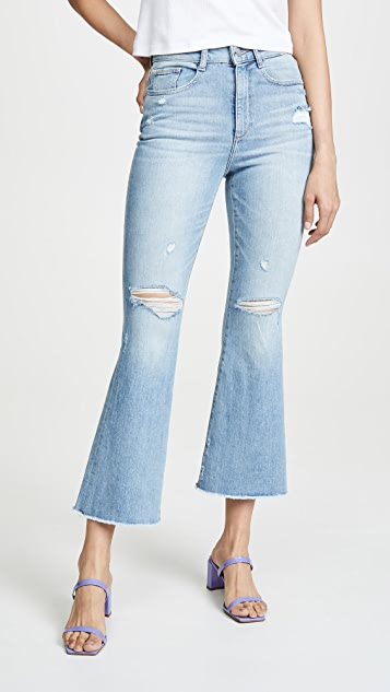 DL1961 Wallace 高腰复古牛仔裤
