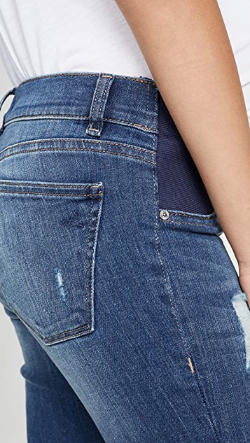 DL1961 Emma 紧身孕妇装牛仔裤
