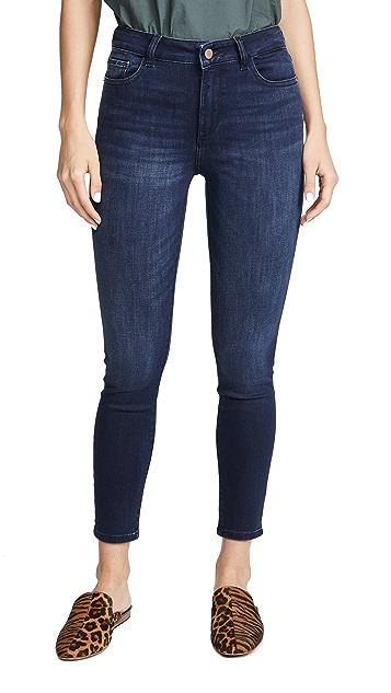 DL1961 Florence 九分牛仔裤