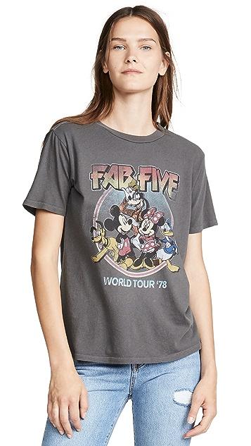 David Lerner Fab Five Boyfriend T 恤