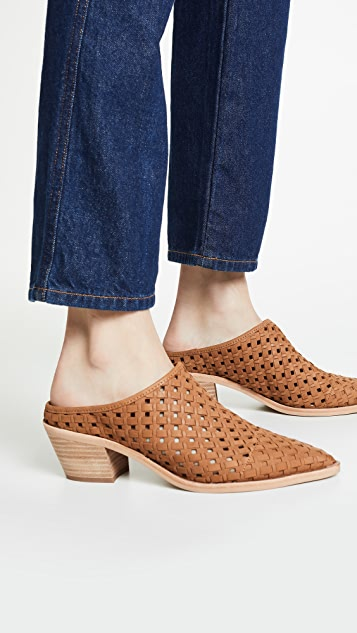 Dolce Vita Sayer 多孔穆勒鞋