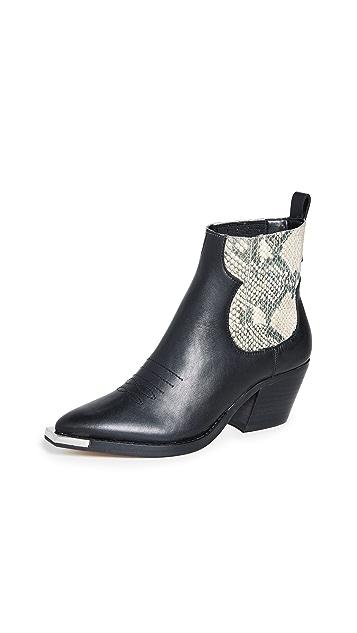 Dolce Vita Abie Western 短靴