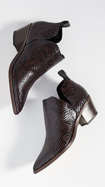 Dolce Vita Sonni 粗跟短靴