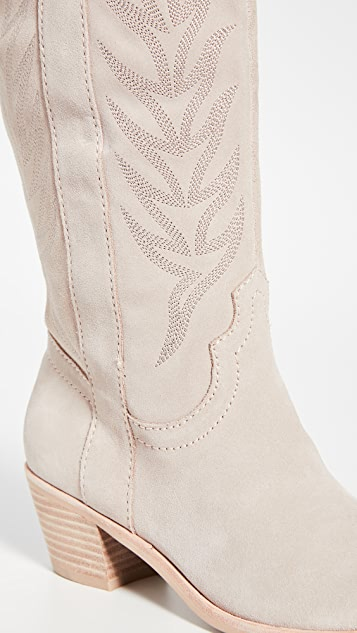 Dolce Vita Solei 西部风格鞋子