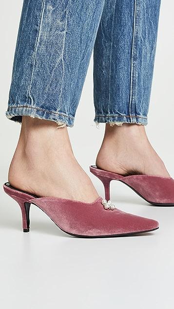 Dorateymur Groupie Ballroom 穆勒鞋