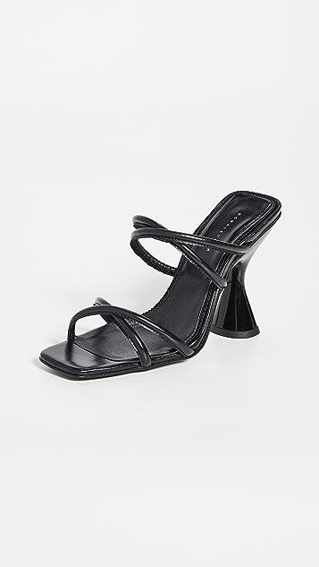 Dorateymur Stainless 凉鞋