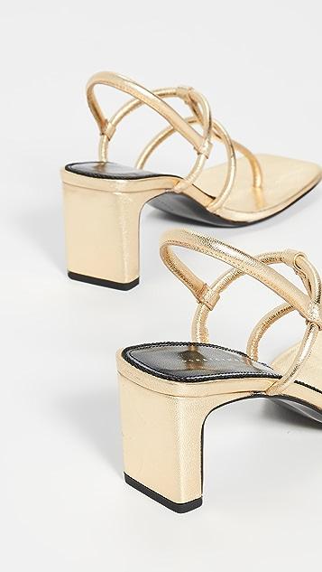 Dorateymur 夹趾凉鞋